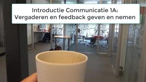 Thumbnail for entry Film communicatie 1AB