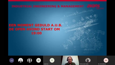 Thumbnail for entry Industrial Engineering & Management – Bachelor - Voltijd – Breda