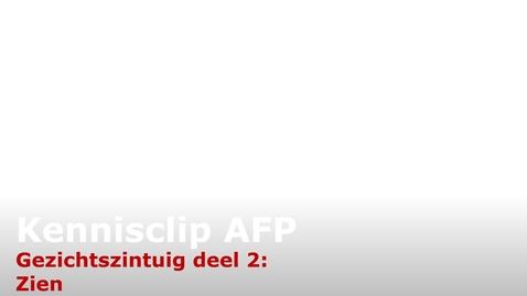 Thumbnail for entry LP2-AFP kennisclip gezichtszintuig deel 2