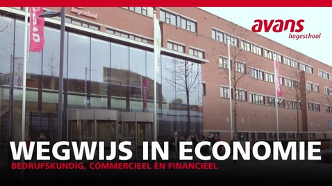 Thumbnail for entry Wegwijs in Economie, Den Bosch