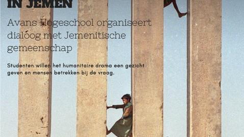 Thumbnail for entry Ontmoeting als wapen tegen oorlog in Jemen Jemen1212