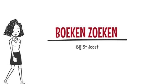 Thumbnail for entry Boeken zoeken bij Xplora AKV St. Joost