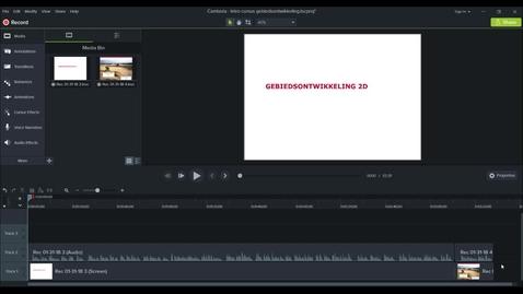Thumbnail for entry In filmpje maken als je een trial versie hebt