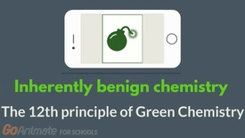 Thumbnail for entry Inherently benign chemistry - The 12th principle of Green Chemistry