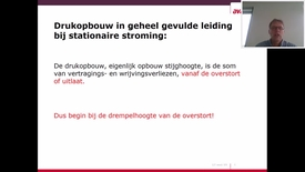 Thumbnail for entry kennisclip berekening stijghoogte rioolstelsel 3.14