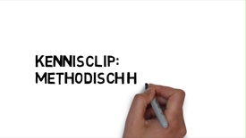 Thumbnail for entry Kennisclip Methodisch Handelen 2