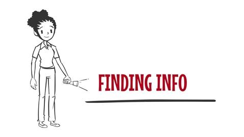 Thumbnail for entry 1. Finding Info -  Avans