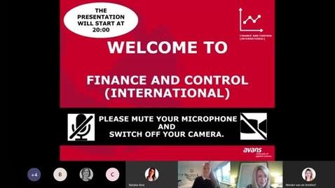 Thumbnail for entry Finance & Control (International) -  Bachelor degree - Voltijd - Breda