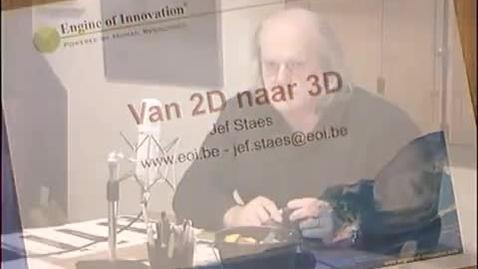 Van 2D naar 3D