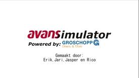 Thumbnail for entry Avanssimulator