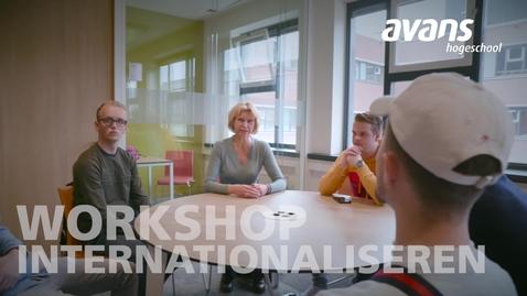 Thumbnail for entry Workshop internationaliseren