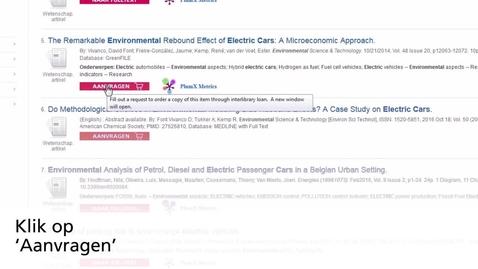 Thumbnail for entry Aanvragen uit een andere bibliotheek via Kaluga