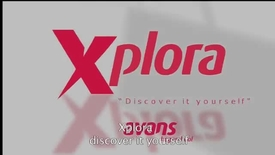 Thumbnail for entry Xplora - Discover it yourself