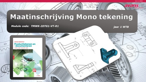 Thumbnail for entry Video College Maatinschrijving Mono Tekening