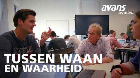 Thumbnail for entry Tussen waan en waarheid