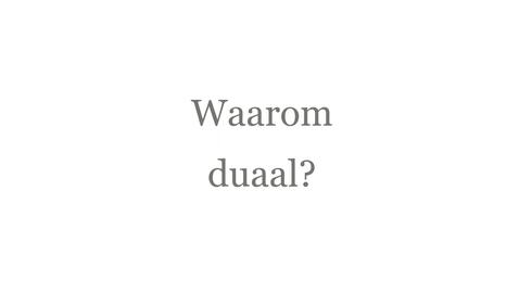 Thumbnail for entry Duaal studeren? Door duale student Thomas van Boekel