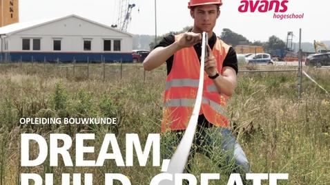 Thumbnail for entry Opleidingsfilmpje Bouwkunde Tilburg en Den Bosch