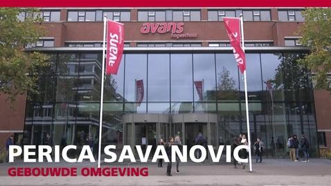 Thumbnail for entry Interview met Perica Savanovic; lector van Lectoraat Gebouwde Omgeving van ETI Expertisecentrum Technische Innovatie