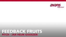 Thumbnail for entry Feedback Fruits - Jan Heijn Gooszen