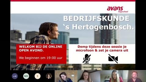 Bedrijfskunde - Bachelor - Voltijd - Den Bosch
