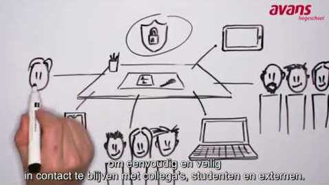 Thumbnail for entry De Digitale Werkomgeving