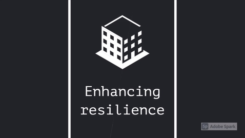 Thumbnail for entry Enhancing resilience using geopolymers