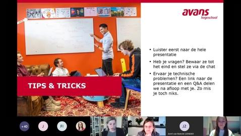 Thumbnail for entry HBO-Verpleegkunde –Bachelor -Voltijd/Duaal –Breda