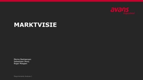 Thumbnail for entry 4 RFI Marktvisie