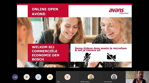 Thumbnail for entry Commerciële Economie - Bachelor - Voltijd - 's-Hertogenbosch