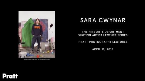 Thumbnail for entry Sara Cwynar