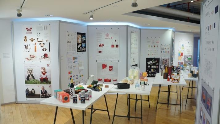 Graduate Communications Design Gallery