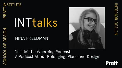 Thumbnail for entry INTtalks - Inside the Whereing Podcast