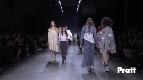Thumbnail for entry 2018 Pratt Fashion
