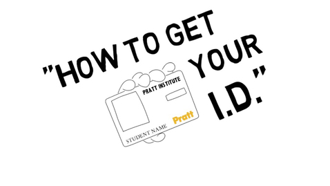 Thumbnail for entry How to get your Pratt ID card