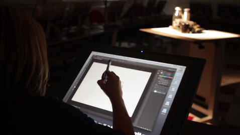Thumbnail for entry Digital Drawing