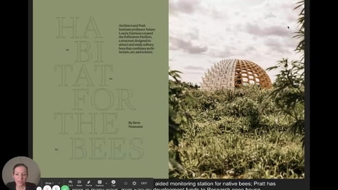 Thumbnail for entry ROH Harrison  Pollinators Pavilion 3 min - Google Slides (1)