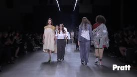 Thumbnail for entry Pratt Fashion Runway Show 2018