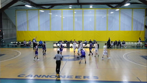 Thumbnail for entry Men's Basketball vs Touro College