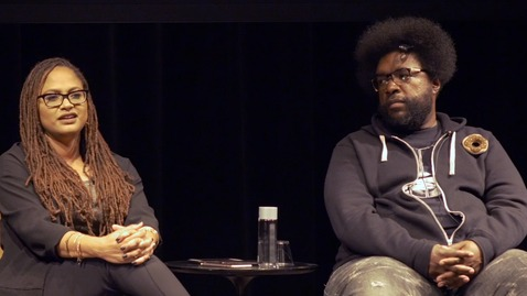 Thumbnail for entry Ava Duvernay and Questlove