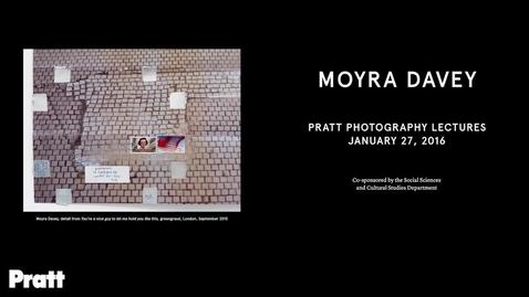 Thumbnail for entry Moyra Davey