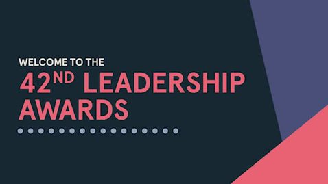Thumbnail for entry 42nd Annual Student Affairs Leadership Awards