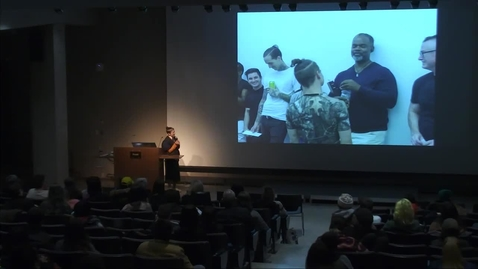 Thumbnail for entry FINE ARTS VISITING ARTISTS LECTURE SERIES: SAVANNAH KNOOP