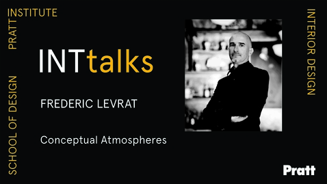 Thumbnail for entry INTtalks - Conceptual Atmospheres  - Frederic Levrat