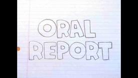 Thumbnail for entry ORAL REPORT Daniella Urdinlaiz