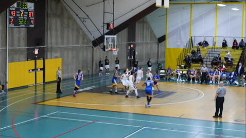 Thumbnail for entry Women's Basketball 20180115