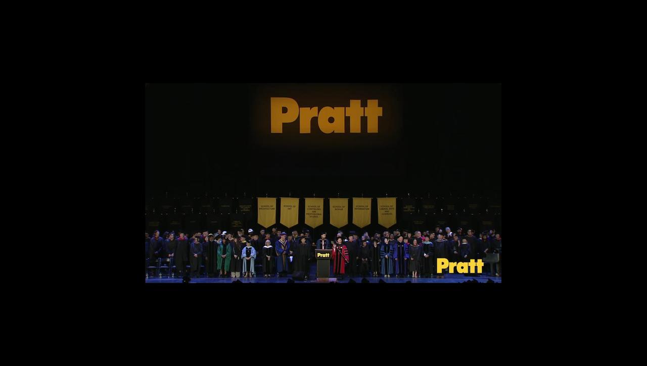 Pratt Commencement 2019