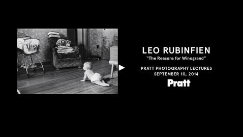 Thumbnail for entry Leo Rubinfien