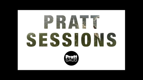 Thumbnail for entry PRATT GAUD SESSIONS 14: NEW ARCHITECTURAL MEDIUMS