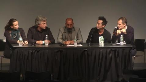 Thumbnail for entry Debora Mesa/Antón García-Abril, Joshua Bolchover, and John Lin