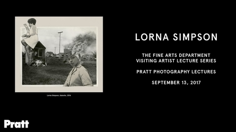 Thumbnail for entry Lorna Simpson